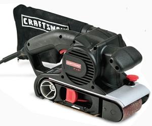 Craftsman 3 x 21 in belt sander 8 amp sciox Image collections